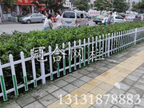 PVC铁艺栏杆