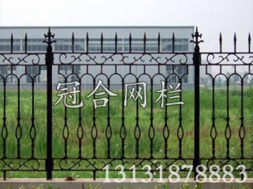 铸铁铁艺栏杆