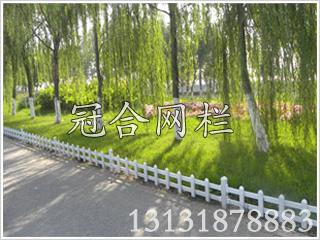草坪铁艺护栏网