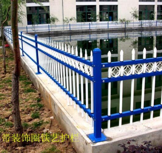 喷塑铁艺护栏