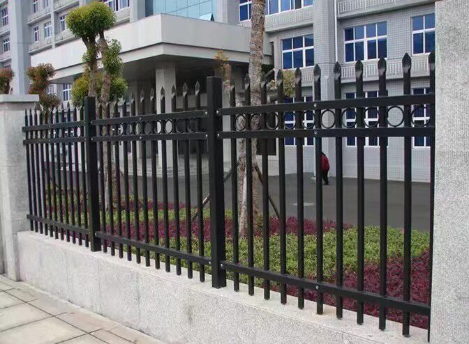 围墙铁艺护栏