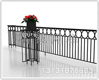 欧式铁艺栏杆