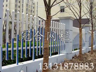PVC铁艺围栏