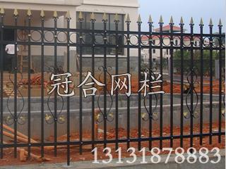 中式铁艺护栏