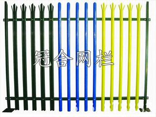 欧式铁艺栅栏