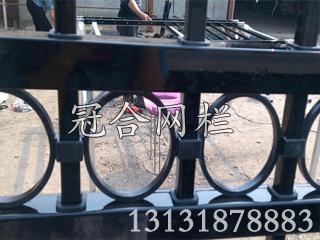防锈铁艺护栏