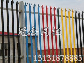 欧式铁艺护栏网