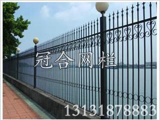 工艺铁艺护栏网
