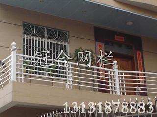 阳台铁艺栏杆