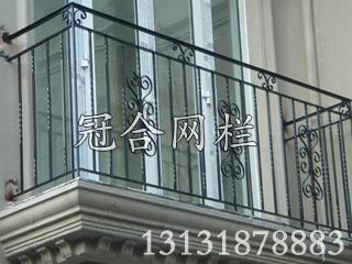 阳台铁艺护栏网