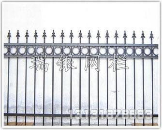 中式铁艺栏杆